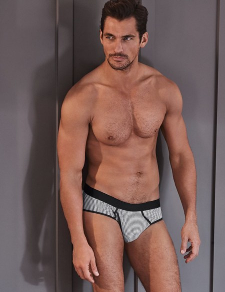 David Gandy Marks And Spencer Underwear Line 002