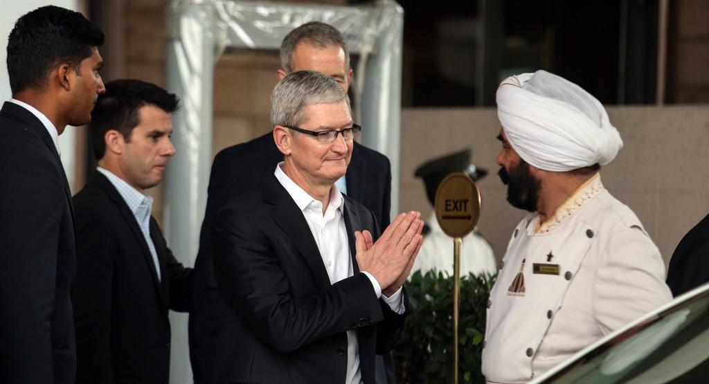 Apple invertirá junto a varios proveedores mil millones de USD en India(país) para mejorar la producción en el país