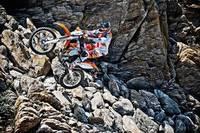 KTM presenta su gama off-road 2013