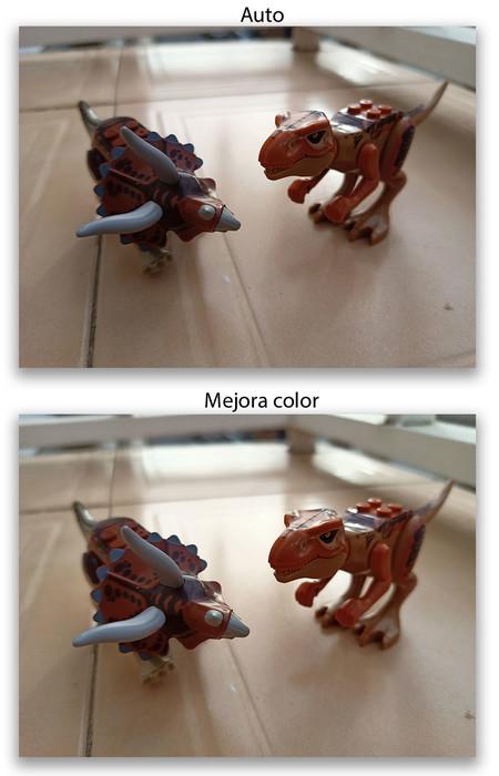 Realme 6 Auto Color Comp