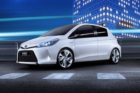 Toyota en el Salón de Ginebra: FT-86 II Concept, iQ eléctrico, Prius+ y Yaris HSD Concept
