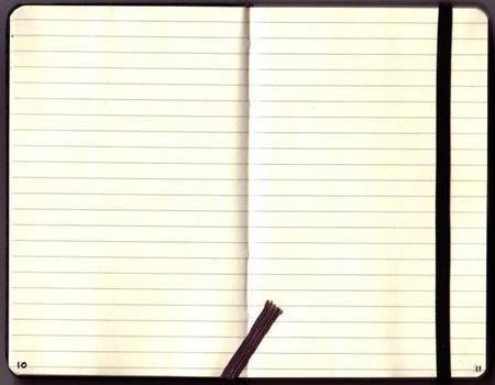 Los cuadernos que usaban las mentes geniales
