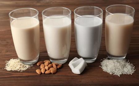 Leche de coco y almendra, menos nutritivas que la de vaca, señala Profeco