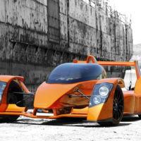 Fallece en Londres Angad Paul, creador del Caparo T1