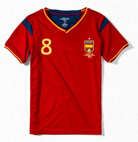Camiseta España Zara