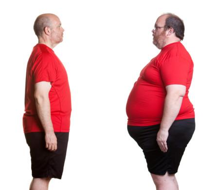 ¿Cuánto hemos engordado desde los años 60?