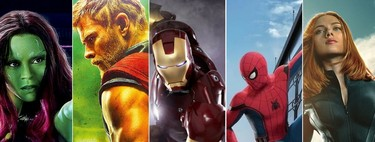 All the movies in the Marvel Universe ordered from worst to best