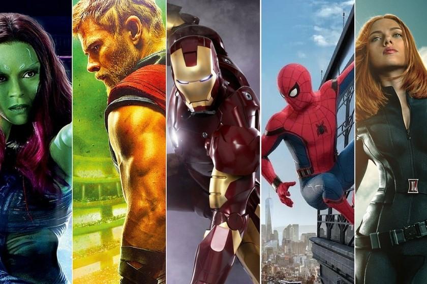 Todas Las Películas Del Universo Marvel Ordenadas De Peor A