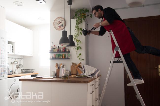 Mi vida como fotógrafo de comida
