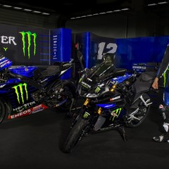 Foto 1 de 10 de la galería yamaha-yzf-r125-monster-energy-yamaha-motogp-2019 en Motorpasion Moto