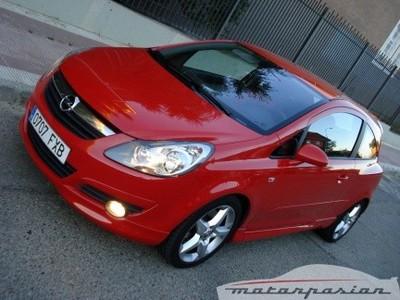 Opel Corsa GSi, prueba (parte 1)