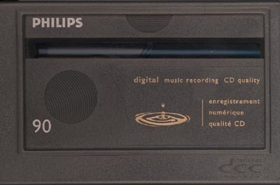 Especial tecnologías derrotadas: Digital Compact Cassette