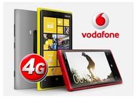 LTE / 4G llega a los Nokia Lumia 920 en España de la mano de Vodafone