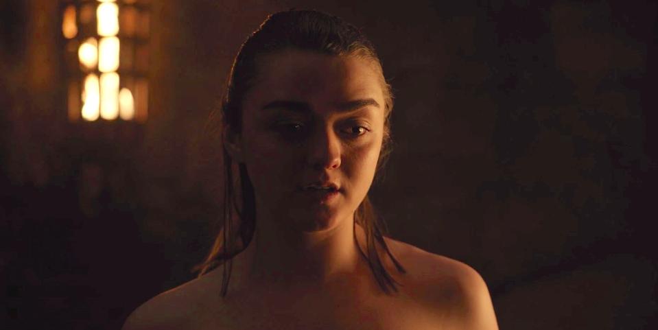 'Juego de tronos' 8x02: Maisie Williams se confiesa sobre ESA escena de Arya y este vídeo profundiza en cómo...