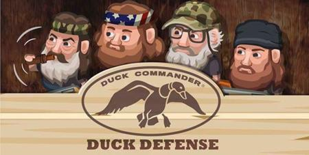 Duck Dynasty recibe su juego en forma de Tower Defense