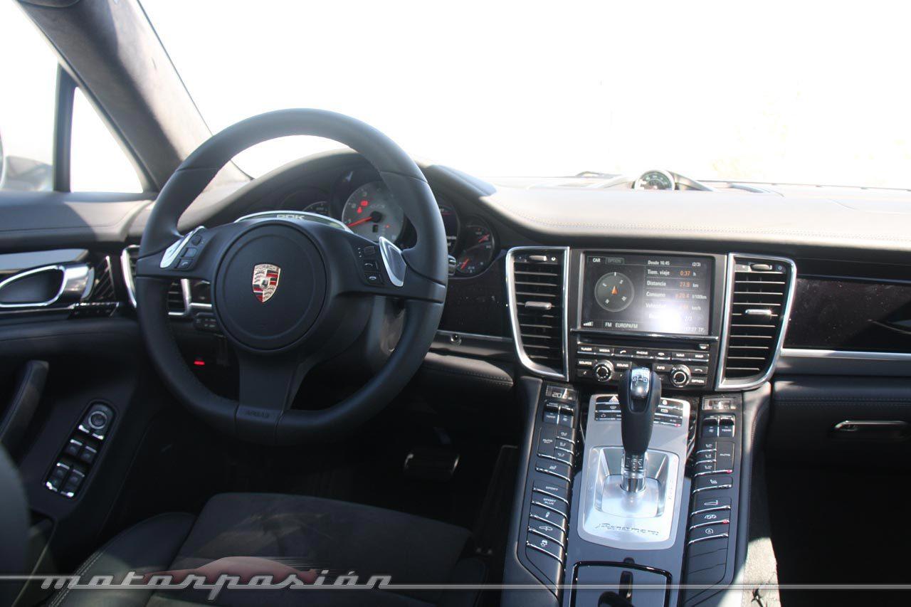 Foto de Porsche Panamera GTS (Prueba) (9/135)