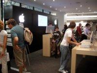 El interés por Apple, el nuevo descubrimiento de las tiendas