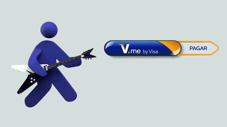 V.me, la competencia a PayPal llega a Visa