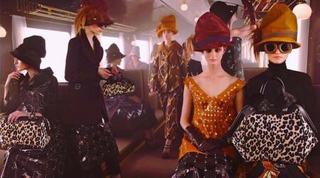 Louis Vuitton nos avanza su Otoño - Invierno 2012/2013