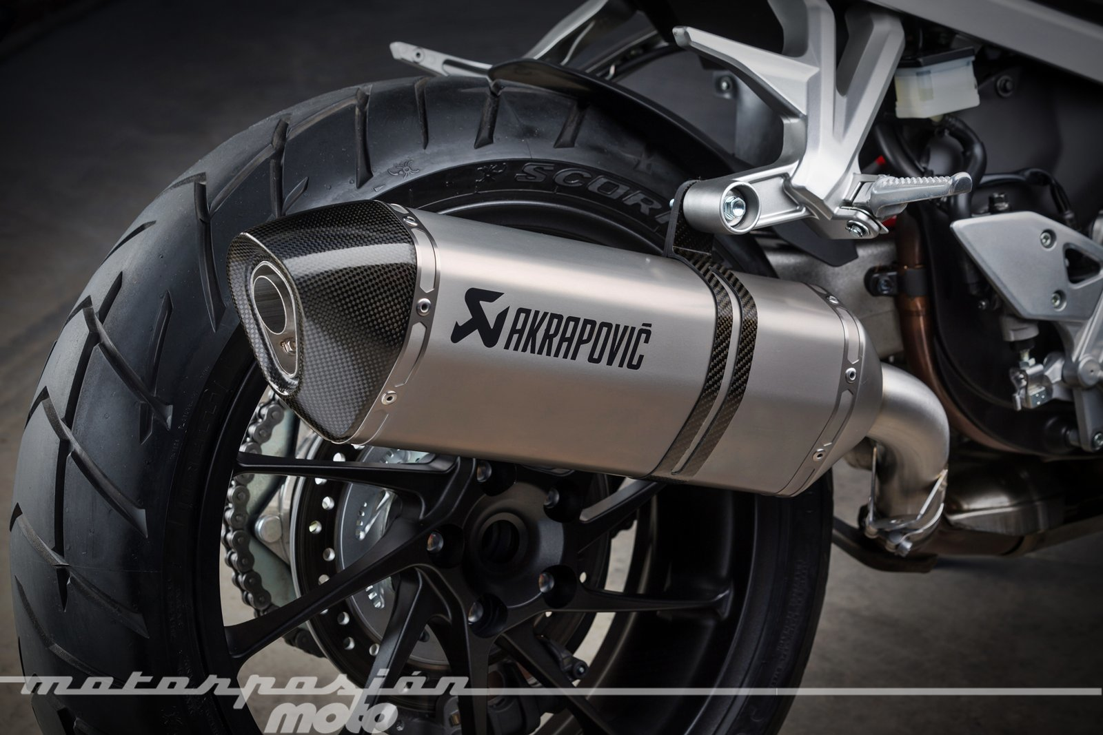 Foto de Honda VFR800X Crossrunner - Detalles (51/56)