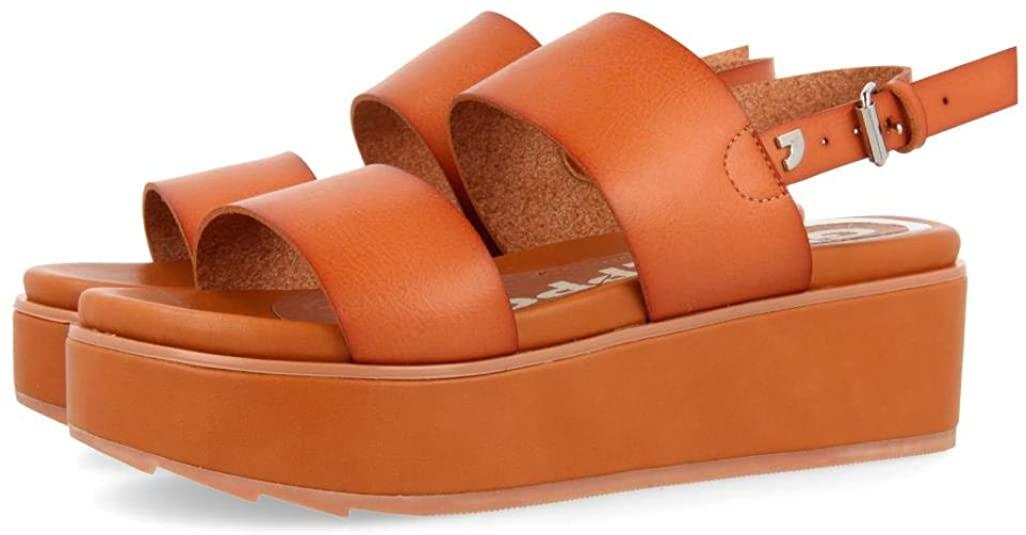 GIOSEPPO Candor, Zapatos con Plataforma Mujer