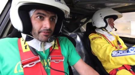 Chris Harris conoce la verdadera esencia de los coches de rallyes