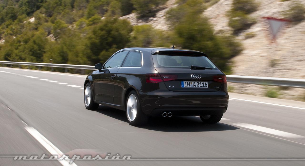 Foto de Audi A3 presentación (13/39)