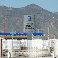 General Motors extiende el paro de dos de sus plantas en México, según reportes: reanudarán actividades hasta noviembre