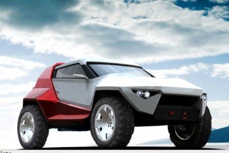 Fornasari presenta su prototipo de buggy de 610 CV