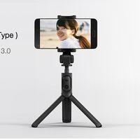 Xiaomi Selfie Stick Tripod, un palo selfie convertible en trípode, por sólo 10,55 euros y envío gratis