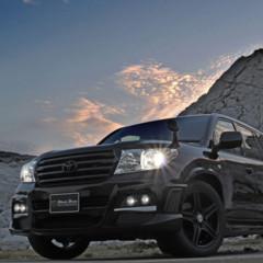 Foto 3 de 23 de la galería toyota-land-cruiser-black-bison en Motorpasión