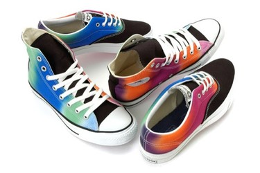 Converse All-Star Tie-Dye, color ante todo
