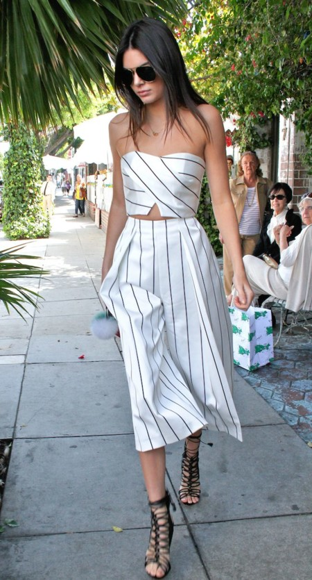 Kendall Jenner Culver City 1