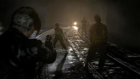 Nuevos vídeos de 'Resident Evil 6' con más acción palomitera