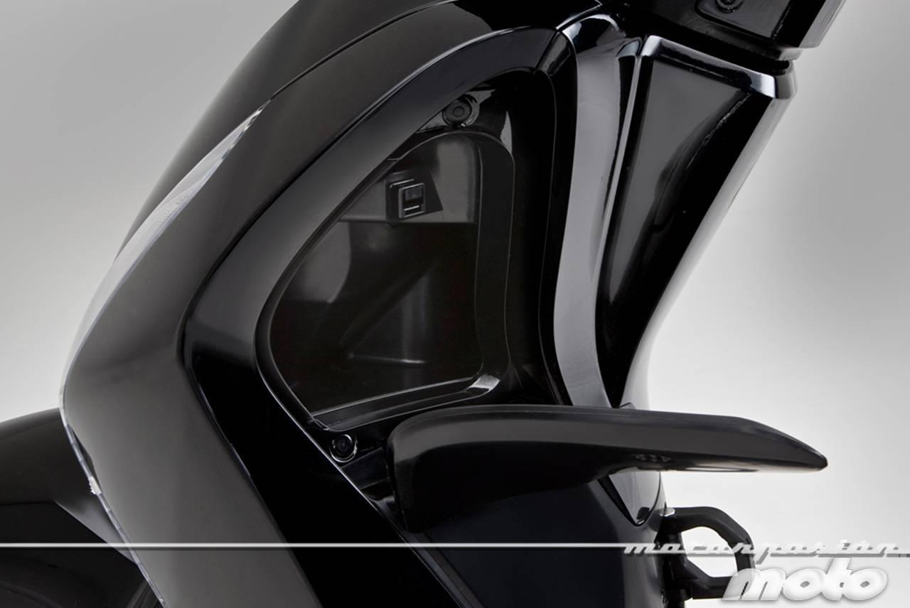 Foto de Honda Scoopy SH125i 2013, prueba (valoración, galería y ficha técnica)  - Fotos Detalles (23/81)