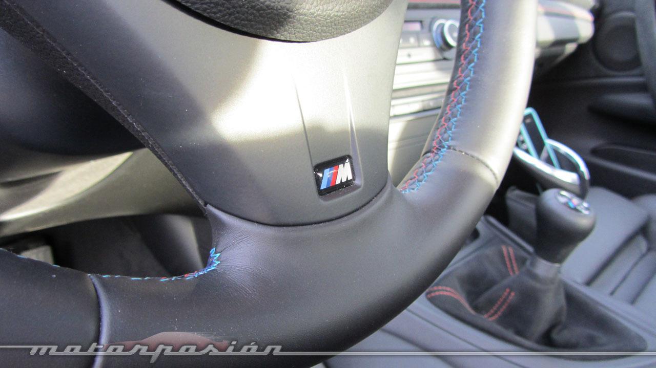 Foto de BMW Serie 1 M Coupé (Prueba) (52/60)