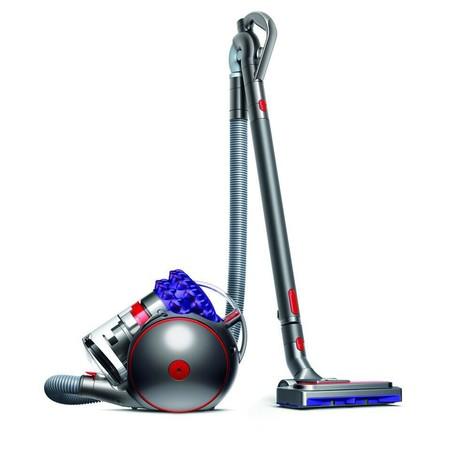Esta aspiradora sin bolsa Dyson nunca se quedará sin batería y está rebajada en eBay: 236,55 euros y envío gratis
