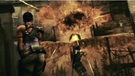 'Resident Evil 5' dice adiós a las máquinas de escribir