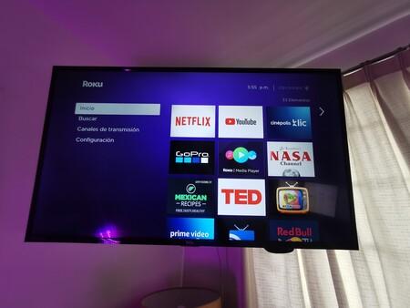 6 Probamos El Roku Express 4k La Maxima Resolucion Ahora Es Portatil Y Hasta Se Puede Adherir A La Tv