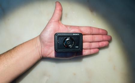 Sony RX0, análisis: una pequeña cámara de acción idónea para hacer fotos