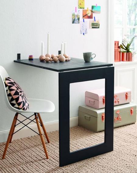Hazlo tú mismo: Una mesa espejo