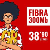 Pepephone baja el precio de las líneas adicionales en su combinado de Fibra 300 Mb