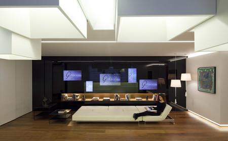 La iluminación general no tiene porque renunciar al diseño; estas luminarias de Vibia lo demuestran
