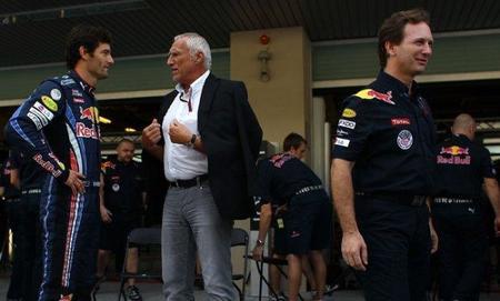 Dietrich Mateschitz acalla rumores: Mark webber seguirá en Red Bull