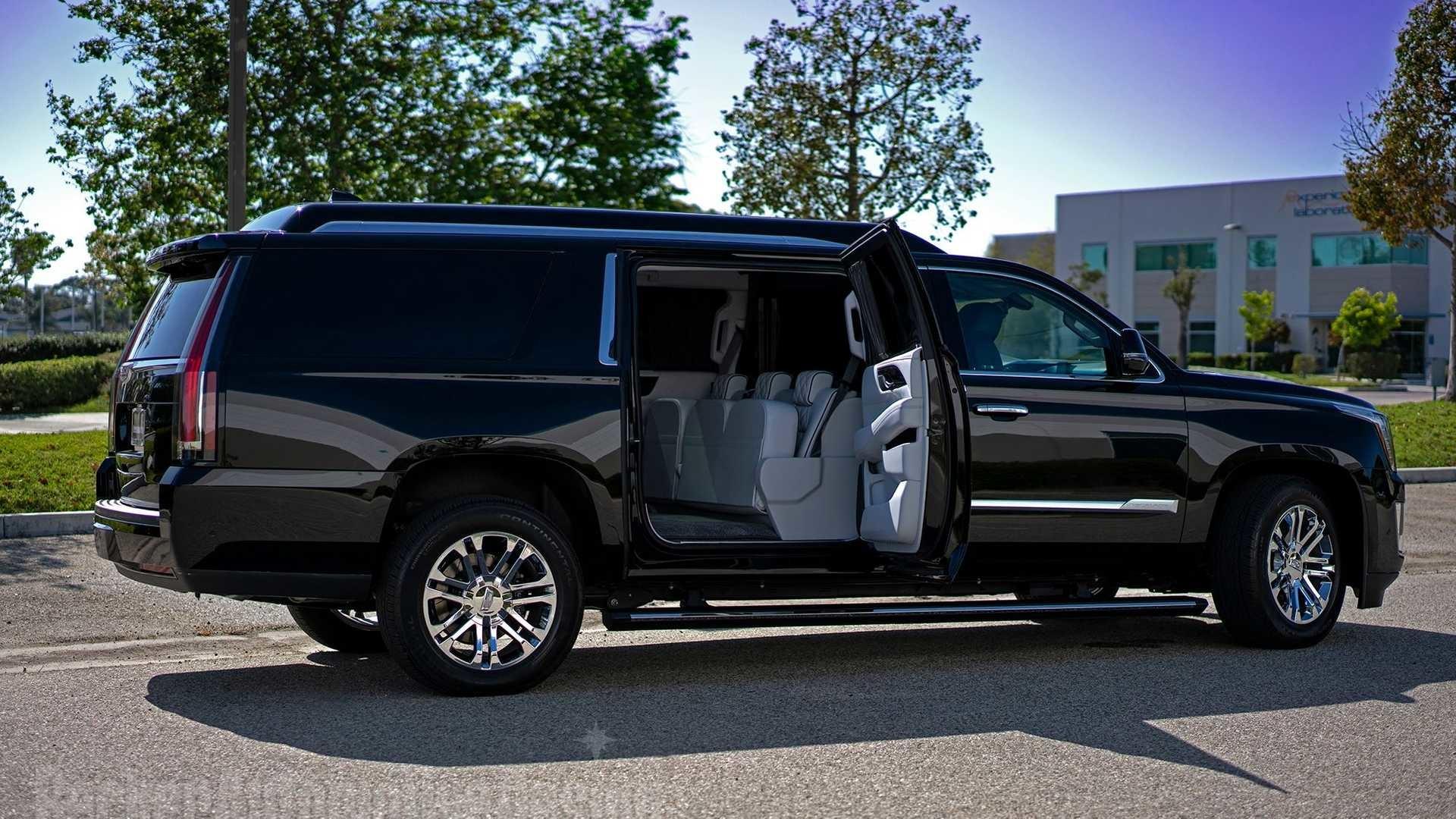 Foto de Cadillac Escalade ESV de Sylvester Stallone (12/23)