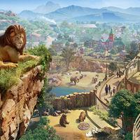 Frontier, creadores de Planet Coaster, se pasan de las montañas rusas a los animales con Planet Zoo