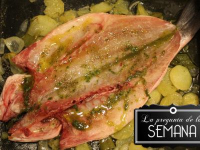 ¿Hace cuánto no haces una receta de pescado al horno? La Pregunta de la Semana