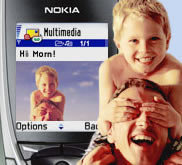 Los MMS, el servicio móvil más utilizado según la AIMC