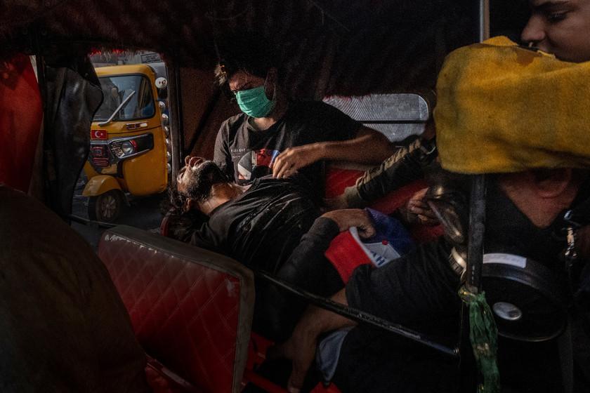 """""""Ningún medio en este momento ha querido sacar estas imágenes"""", Ricardo García Vilanova, finalista del World Press Photo 2020"""