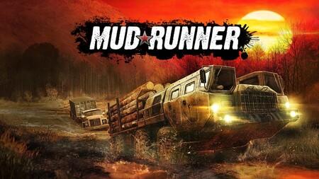 MudRunner está para descargar gratis en la Epic Games Store y te lo quedas para siempre